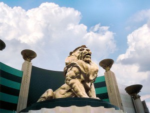 leo the mgm grand lion