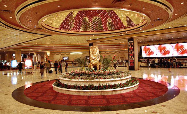 MGM-Grand-lobby