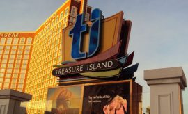 Treasure Island LV