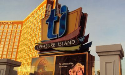 Treasure Island LV