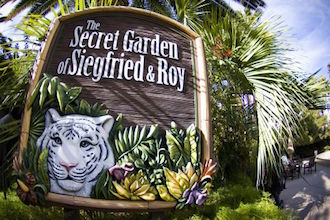 test - Siegfried And Roy Secret Garden