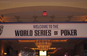 Main Event of the WSOP