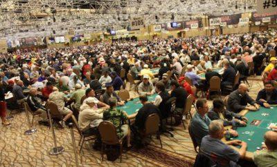 Rio's world series of poker