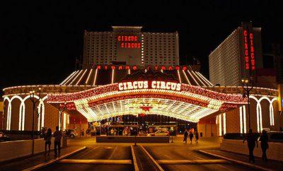 circus circus free big top