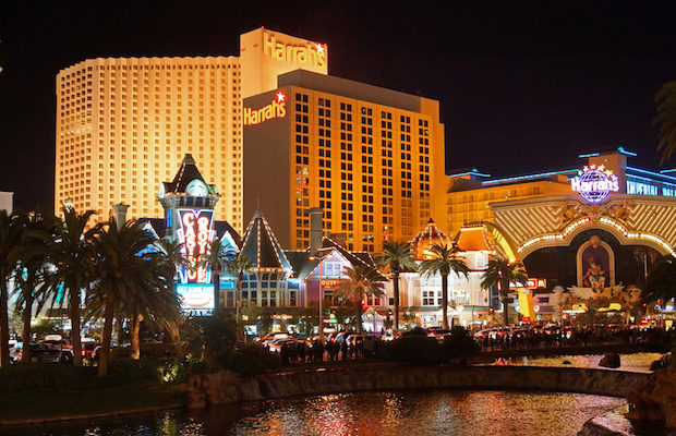 Harrahs Las Vegas Hotel Casino X Country