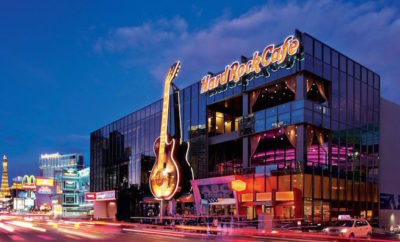 neon guitar marquee
