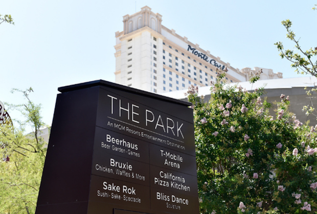 new hotel the park